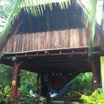 Habitación cabaña