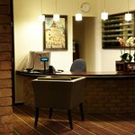 Hotel Bristol reception