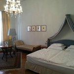 Kaizer suite, Hotel Erzherzog Johann