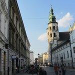 Church of St. Andrew Krakow Poland