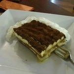 Dessert Tiramisu: I loved it!