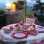 Cena by Osvaldo in terrazza
