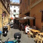 Photo of Trattoria da Lucia taken with TripAdvisor City Guides