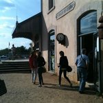 Ancienne gare de Ste Eulallie de Cernon