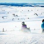 Winter fun at Storefjell