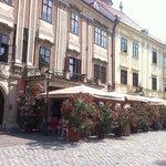 Photo de Corvinus Restaurant