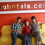 Wau Hotel & Cafe Foto