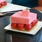 tarte fraise et meringue fraise tagada