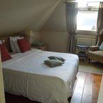 Our suite (Taj Mahal Suite)