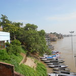 flood scene from terrace