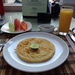 Banana pancake(^O^)/