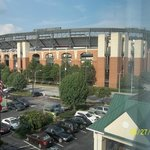 Great view of Turner Field Stadium ... home of the Atlanta Braves!