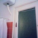 terrible bathroom in room 221