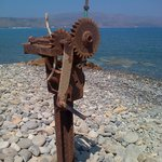 Beach at Tavronitis