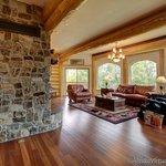 River Side B&B Living Room