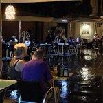 bArCoLLo-rain night