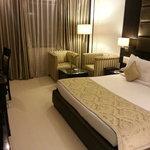 Standard room, Shanti Palace Delhi