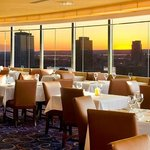 Savor superior contemporary American cuisine at The View Restaurant & Lounge