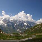 le grossglockner 3800 m
