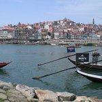 Vista da margem do Rio Douro
