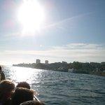 Vista sobre o Rio Douro, no Passeio de barco