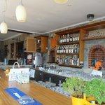 Toloman bar area