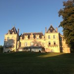 The stunning chateau