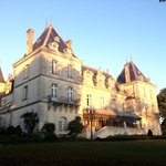 the beautiful Chateau