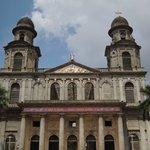 Antigua Catedral de Managua