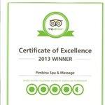 prix excellence tripadvisor