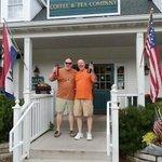 Door County Coffee and Tea Co. Foto