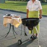 la maga del barbecue