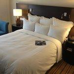 Habitación super cómoda!!