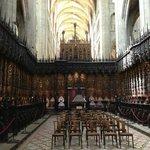 Stalli cattedrale Auch