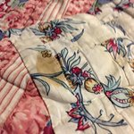 Stain on Quilt