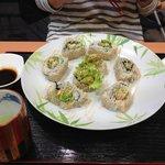 Delicious Shrimp Rolls!!!!