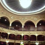 classical theatre hall
