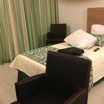 Quarto duplo (2 camas de solteiro)