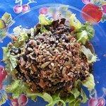 Delicious De La Familia salad