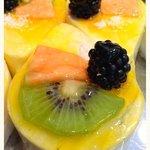 Cocos Passionsfrucht Törtchen