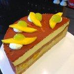 Mango Tango Torte