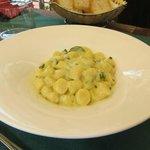 Gnocchi fatti in casa con zucchine
