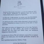 Ritz Carlton Montréal