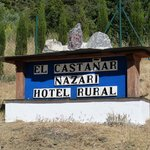 El Castanar Rural Hotel-1