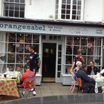 Outside High Street Orangemabel