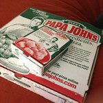 pizza e alette