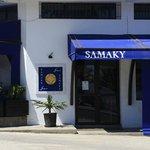 Entrée Samaky restaurant
