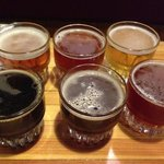 six of their great brews!