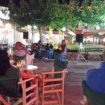 live music in Matala centre