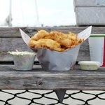 2 piece halibut/chips. fantastic!